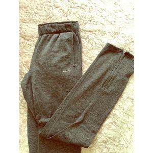 Nike high rise straight leg sweat pants